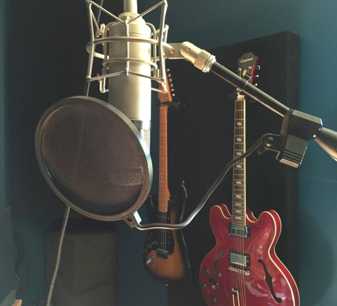 ready to record more vocals